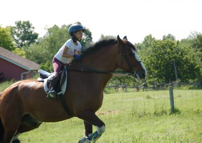 summer riding 2009 2